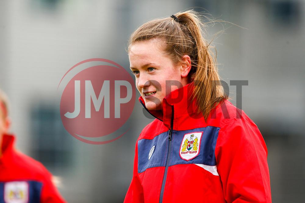 Heather Payne of Bristol City - Mandatory by-line: Ryan Hiscott/JMP - 14/10/2018 - FOOTBALL - Stoke Gifford Stadium - Bristol, England - Bristol City Women v Birmingham City Women - FA Women's Super League 1