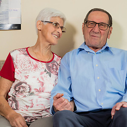 20200918: SLO, Cycling - Anica and France Stebe, grandmother and grandfather of Tadej Pogacar
