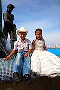 Malecon, Avenue del Mar, Mazatlan, Sinaloa, Mexico