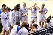 Cile 23/07/2011<br /> Campionato Mondiale Femminile U19<br /> Italia-Canada<br /> nella foto: Giovanni Lucchesi timeout<br /> foto ciamillo-castoria