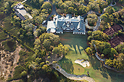 Aerial view of the Kiawah Island Club in Kiawah Island, SC.