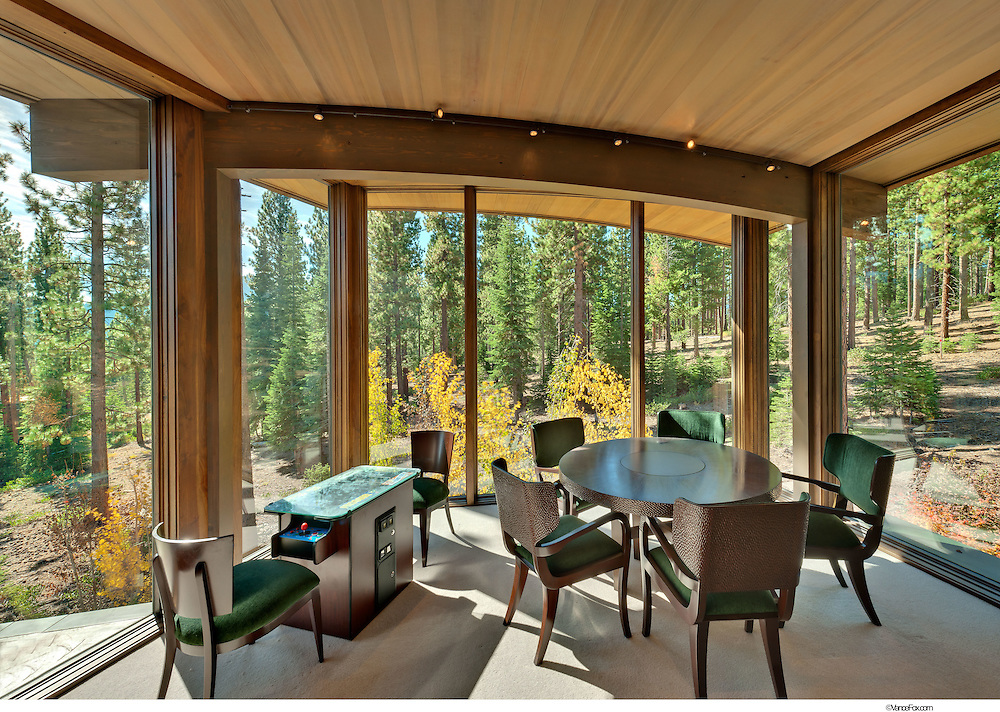 Residential Home 153 Martis Camp by RKD Architects, Corda Construction and Beth Cohen Interior Design, Truckee, CA