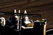 Prototype at sunset, Petit Le Mans. Oct 18-20, 2012. © Jamey Price