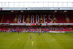 A general view of Bramall Lane, home of Sheffield United - Mandatory by-line: Robbie Stephenson/JMP - 25/07/2017 - FOOTBALL - Bramall Lane - Sheffield, England - Sheffield United v Stoke City - Pre-season friendly