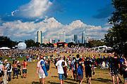 Seth Walker at the Austin City Limits Music Festival, Austin Texas, September 18, 2011.