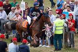 De Kam Marcelle, NED, Belly<br /> European Championship Eventing Landelijke Ruiters - Tongeren 2017<br /> © Hippo Foto - Dirk Caremans<br /> 29/07/2017