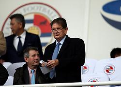 Reading Chairman Sir John Madejski - Mandatory byline: Robbie Stephenson/JMP - 07966 386802 - 20/12/2015 - FOOTBALL - Madejski Stadium - Reading, England - Nottingham Forest v MK Dons - Sky Bet Championship