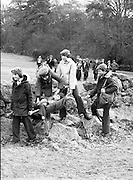Scout Activity at Larch Hill 03/03/1979
