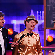 NLD/Hilversum/20100910 - Finale Holland's got Talent 2010, Robert ten Brink en Elastic Double