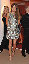 JEMIMA KHAN at the Raisa Gorbachev Foundation Gala held at the Stud House, Hampton Court, Surrey on 22nd September 22 2011