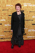 "October 6 New York, NY-  Producer Susanne Rostock at the HBO Premiere of "" Sing Your Song"" chronicling the life & iconic career of legendary entertainer & civil rights hero Harry Belafonte held at the Apollo Theater on October 6, 2011 in Harlem, New York City. Photo Credit: Terrence Jennings"