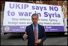 AUG 29 2013 UKIP oppose intervention in Syria