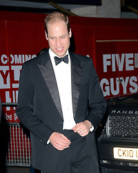 HRH Prince William, Duke Of Cambridge and HRH attends The Royal Variety Show at The London Palladium, Argyll Street, London on Thursday 13th November 2014