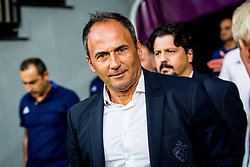 Darko Milanic, head coach of NK Maribor during 2nd Leg football match between NK Maribor and FC Chikhura in 2nd Qualifying Round of UEFA Europa League 2018/19, on August 2, 2018 in Ljudski vrt, Maribor, Slovenia. Photo by Ziga Zupan / Sportida