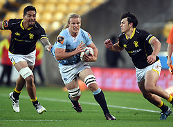 Northland's Matt Matich against Wellington in the Mitre 10 Rugby match at Westpac Stadium, Wellington, New Zealand, Thursday, October 12 2017. Credit:SNPA / Ross Setford  **NO ARCHIVING**