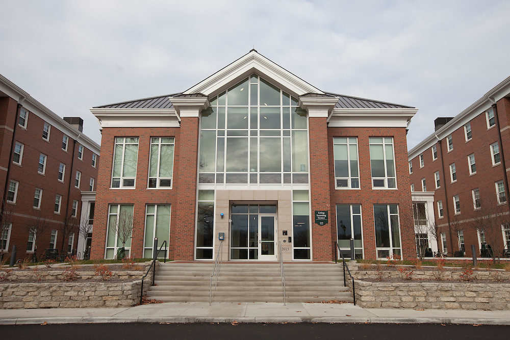 Living Learning Center. Photo by Kaitlin Owens