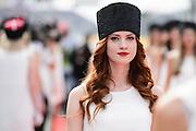 October 8-11, 2015: Russian GP 2015: Grid Girl