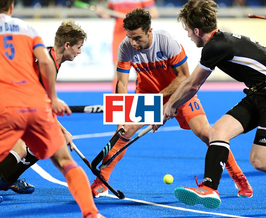 Odisha Men's Hockey World League Final Bhubaneswar 2017<br /> Match id:16<br /> Germany v Netherlands<br /> Foto: Valentin Verga (Ned) <br /> COPYRIGHT WORLDSPORTPICS FRANK UIJLENBROEK