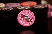 KELOWNA, CANADA - OCTOBER 14:  Paint the Rink Pink at the Kelowna Rockets game on October 14, 2016 at Prospera Place in Kelowna, British Columbia, Canada.  (Photo By Cindy Rogers/Nyasa Photography,  *** Local Caption ***