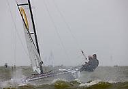 08_004224 © Sander van der Borch. Medemblik - The Netherlands,  May 25th 2008 . Final day of the Delta Lloyd Regatta 2008.