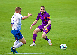BIRKENHEAD, ENGLAND - Tuesday, July 10, 2018: Liverpool's Ryan Kent during a preseason friendly match between Tranmere Rovers FC and Liverpool FC at Prenton Park. (Pic by Paul Greenwood/Propaganda)