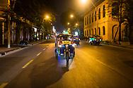 Bangkok by Night: Temples, Markets and Food by Tuk-Tuk Bangkok Thailand