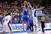 LIGNANO SABBIADORO, 15 LUGLIO 2015<br /> BASKET, EUROPEO MASCHILE UNDER 20<br /> ITALIA-ISRAELE<br /> NELLA FOTO: Tommaso Laquintana<br /> FOTO FIBA EUROPE/CASTORIA