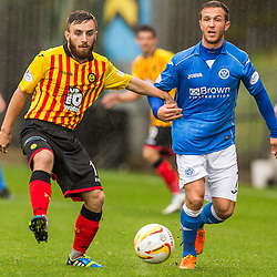 Partick Thistle v St Johnstone | Scottish Premiership | 25 October 2014