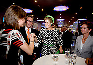 Amsterdam , 26-06-2017 <br /> <br /> <br /> Queen Maxima attends the 3rd European academy of neurology (EAN) congress in Amsterdam <br /> <br /> <br /> COPYRIGHT: ROYALPORTRAITS EUROPE/ BERNARD RUEBSAMEN