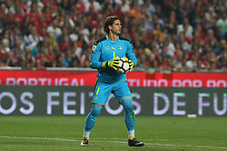 October 10, 2017 - Lisbon, Lisbon, Portugal - Switzerland goalkeeper Yann Sommer during the match between Portugal v Switzerland - FIFA 2018 World Cup Qualifier match at Luz Stadium on October 10, 2017 in Lisbon, Portugal. (Credit Image: © Dpi/NurPhoto via ZUMA Press)