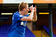 Stockport County FC 1-0 Alfreton Town FC 11.8.12