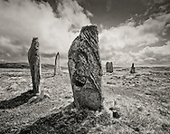 Standing stones and Megoliths, Orkney, Skye and Lewis, Scotland