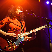 WASHINGTON, DC - December 10th, 2013 - Ex Hex, featuring Mary Timony, perform one of their first gigs opening for The Hives at the 9:30 Club. (photo by Kyle Gustafson / www.kylegustafson.com)