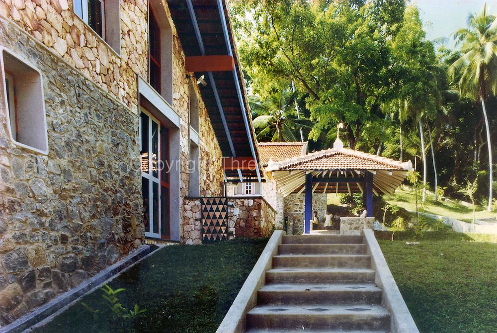 SOS Childrens Village, Galle.<br /> Architect C. Anjalendran<br /> Anandasivam