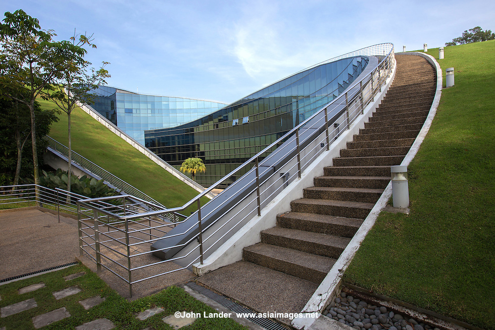 Nanyang Technology University School Of Art Design And Media Singapore