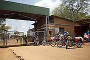 Boda Boda motorbikes are a popular and affordable mode of transport in Uganda.