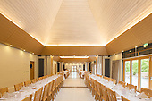 Kellogg College, Oxford. Conference facilities, 2015