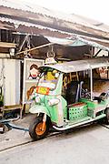 Thonburi, Bangkok.