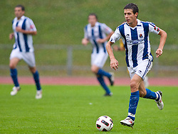 05.08.2010, Dolomitenstadion, Lienz, AUT, Friendly Match, Real Sociedad vs AEL Limassol, im Bild Mikel Aranburu Eizagirre ( Real Sociedad, #11 ). EXPA Pictures © 2010, PhotoCredit: EXPA/ J. Groder / SPORTIDA PHOTO AGENCY