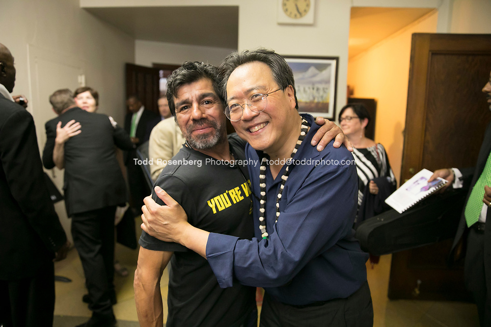 6/11/17 4:28:31 PM --  Chicago, IL<br /> The Negaunee Music Institute at the Chicago Symphony Orchestra <br /> <br /> Yo-Yo Ma Presents a Concert for Peace <br /> Presented in partnership with St. Sabina Church<br /> <br />  &copy;&nbsp;Todd Rosenberg Photography 2017