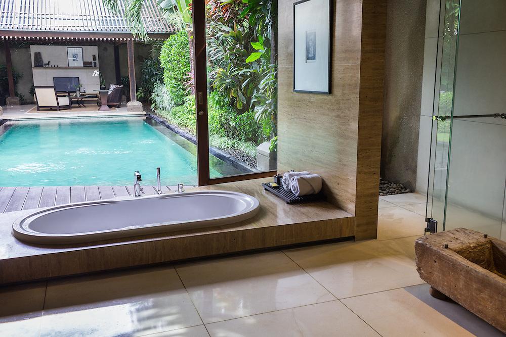 Imperial One-Bedroom Villa at Ametis Villa in Canggu. Bali, Indonesia.