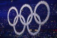 PEQUIM, CHINA,8/8/2008, 20h05 (horario local): ***EXCLUSIVO FOLHA*** OLIMPIADAS 2008: O ex ginasta Li Ning Carrega a tocha Olimpica na cerimonia de abertura dos Jogos Olimpicos de Pequim - 2008. A cerimonia foi realizada no estadio Nacional, o conhecido Ninho de Passaro. (foto: Caio Guatelli/Folha Imagem)PEQUIM, CHINA, 8/8/2008, 20h05: Olimpiadas 2008. jogos olimpicos de Pequim<br /> . (foto: Caio Guatelli)