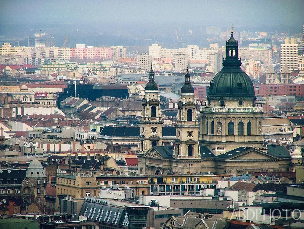 Budapest Hungary Europe cityscapes