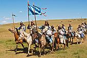 Genghis Khan era