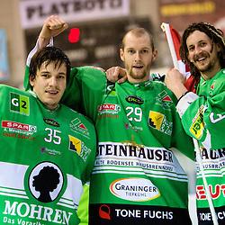 20130403: SLO, Ice Hockey - INL League Final, HK Slavija Ljubljana vs EHC Bregenzerwald