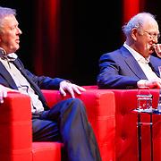 NLD/Amsteram/20121024- Presentatie biografie Joop van den Ende, Herman van Gelder en Joop van den Ende