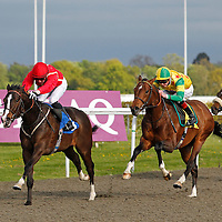 Tagalaka and J P Fahy winning 5.40 race