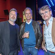 NLD/Bussum/20190306  - boekpresentatie 50 jaar Nederlandse popcultuur van Lex Harding, Wessel van Diepen, Tony Berk en Erik de Zwart