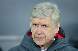 Arsenal manager Arsene Wenger - Mandatory by-line: Alex James/JMP - 30/01/2018 - FOOTBALL - Liberty Stadium - Swansea, England - Swansea City v Arsenal - Premier League