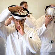 U.S. Navy Induction Day